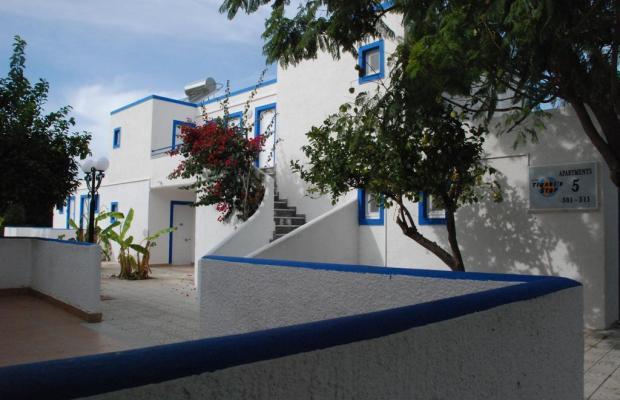 фотографии отеля Tigaki's Star изображение №19