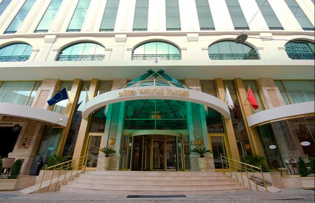 фото отеля Elite World Istanbul Hotel изображение №1