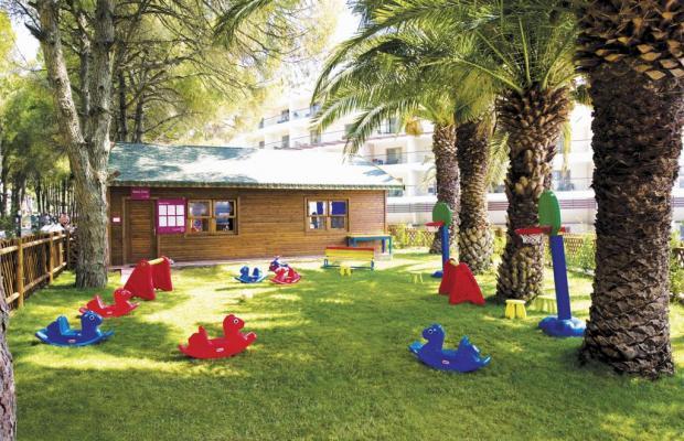 фотографии отеля Paloma Pasha Resort изображение №15