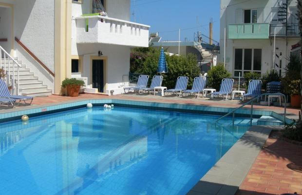 фотографии Galini Hotel Anissaras изображение №4
