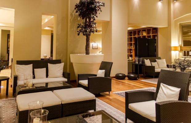 фотографии отеля GDM Megaron Luxury Hotel изображение №3