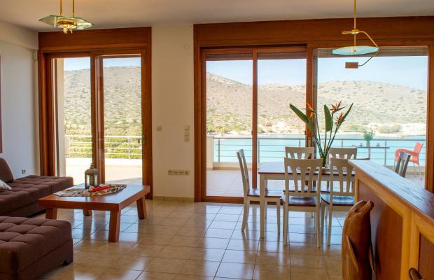 фотографии отеля Tholos Bay Suites изображение №31