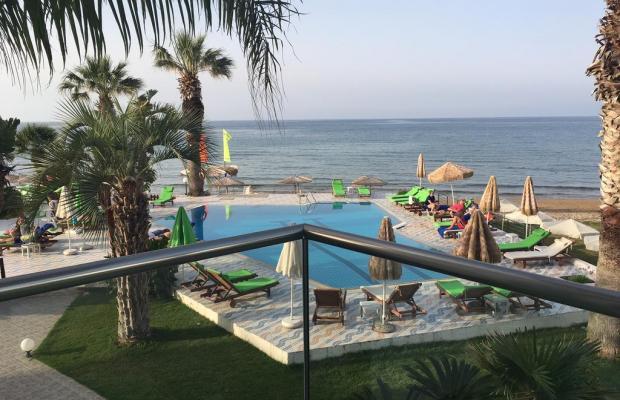 фотографии отеля Zervas Beach изображение №11
