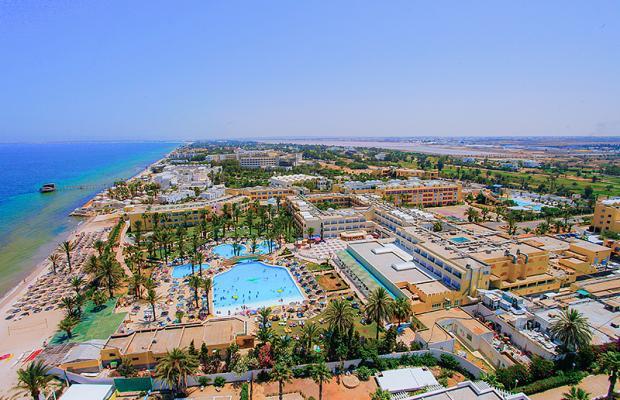 фото отеля Houda Golf & Beach Club изображение №9