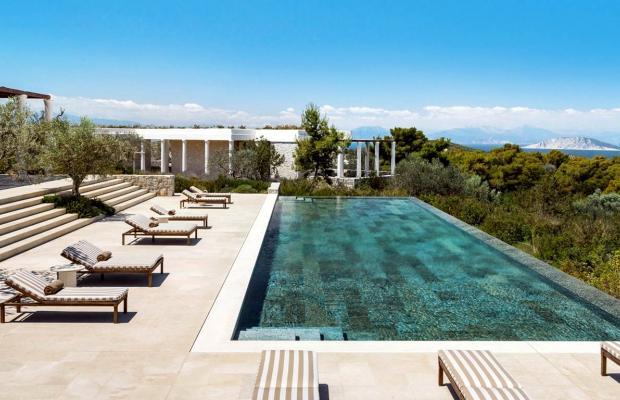 фотографии отеля Amanzoe Resort изображение №7