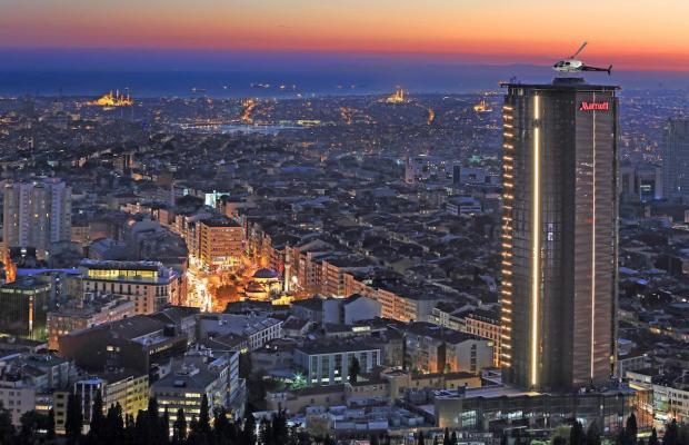 фотографии отеля Istanbul Marriott Hotel Sisli изображение №39