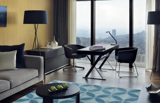 фото Istanbul Marriott Hotel Sisli изображение №30