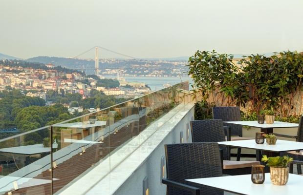 фото отеля Mercure Istanbul Taksim изображение №41