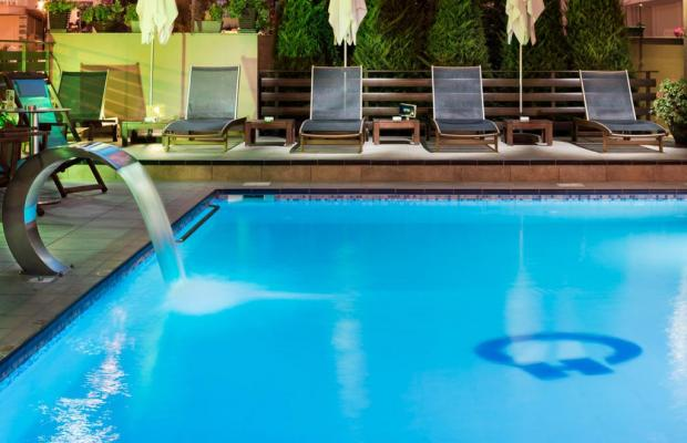 фотографии отеля Olympos Hotel изображение №19