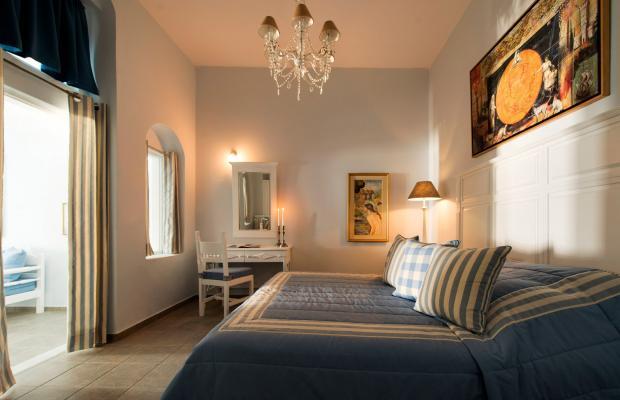 фотографии отеля Andromeda Villas изображение №23