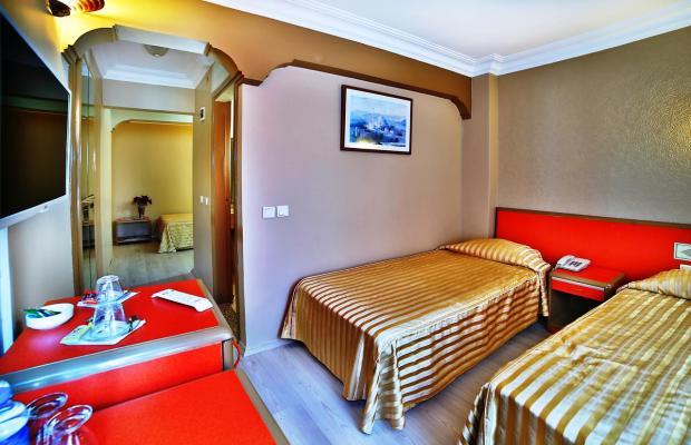 фотографии отеля Sahinler Hotel изображение №15