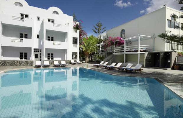 фотографии отеля Afroditi Venus Beach Hotel & Spa изображение №7