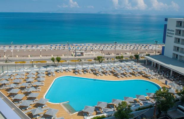 фотографии Rhodos Horizon Resort (ex. Belvedere Beach Hotel) изображение №8