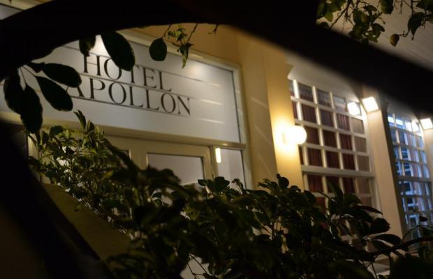 фотографии отеля Apollon Hotel изображение №3