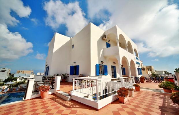 фотографии отеля Cyclades изображение №3