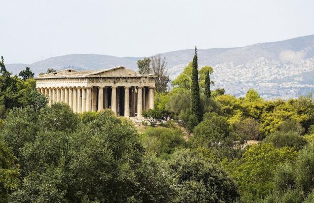 фотографии отеля Fortuna Athens 5* изображение №11