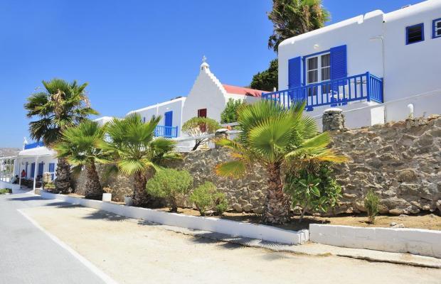 фото Mykonos Beach Hotel (ex. Apartments By The Beach In Mykonos) изображение №6