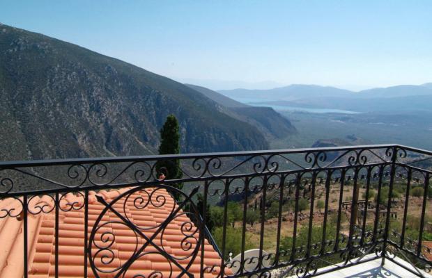 фотографии отеля Hermes Delphi Hotel изображение №7
