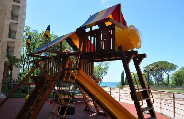 фото Swissotel Resort Сочи Камелия (ex. Пансионат «Интурист») изображение №14