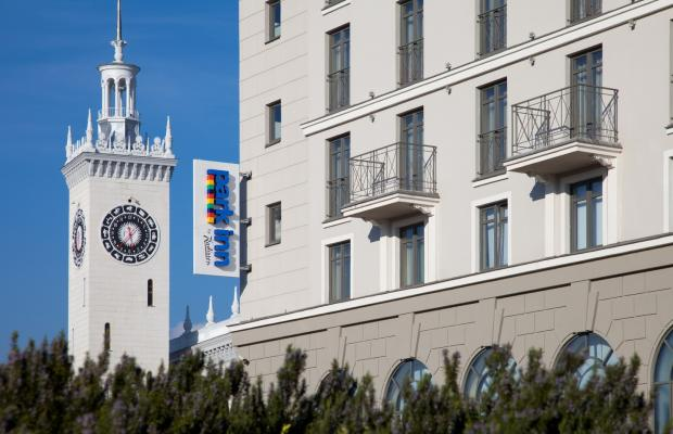 фото отеля Park Inn by Radisson Sochi City Centre изображение №1