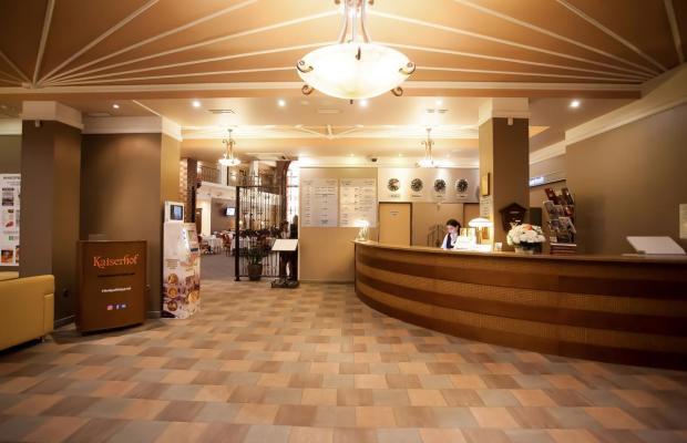 фотографии отеля Кайзерхоф (Kaiserhof) изображение №31
