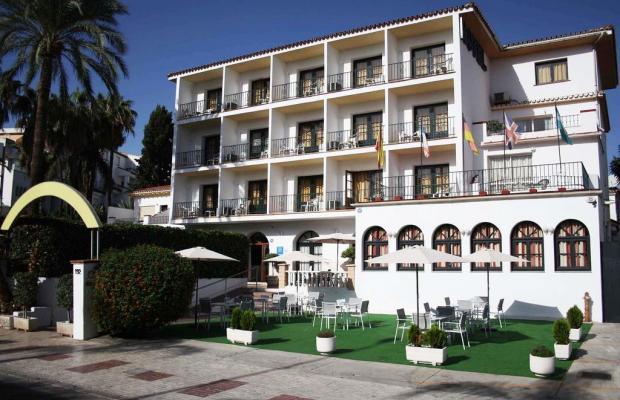 фотографии отеля Hotel Arcos de Montemar изображение №3