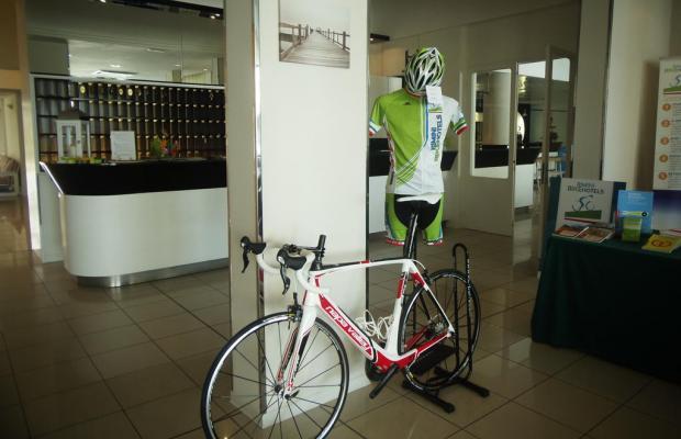 фото Oxygen Lifestyle Hotel (ех. Helvetia Parco) изображение №30