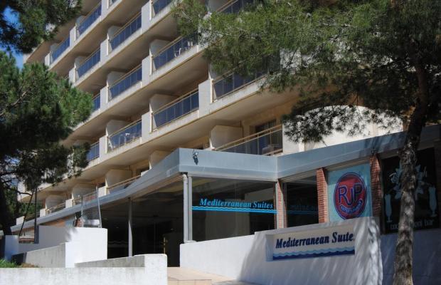 фото Apartamentos Ibersol Mediterranean Suites изображение №2