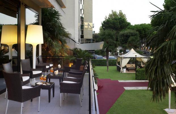 фото отеля Sporting Hotel Rimini изображение №9