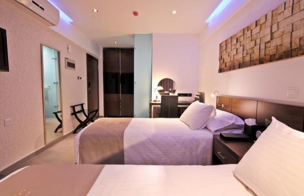фотографии отеля Achilleos City Hotel изображение №7