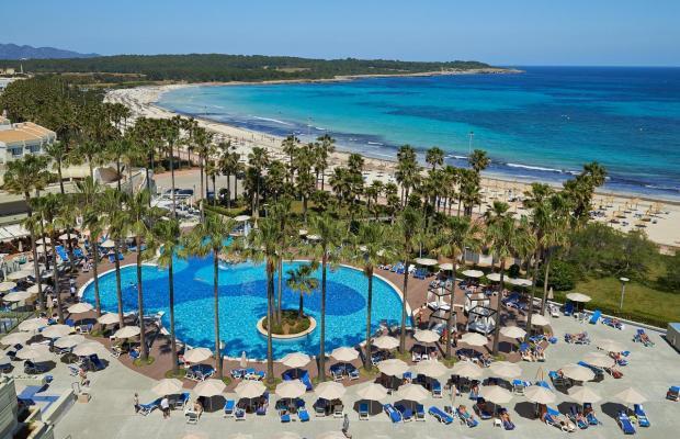 фотографии отеля Hipotels Mediterraneo Hotel (ex. Blau Mediterraneo) изображение №11
