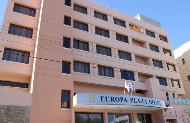 фото отеля Europa Plaza Hotel изображение №1