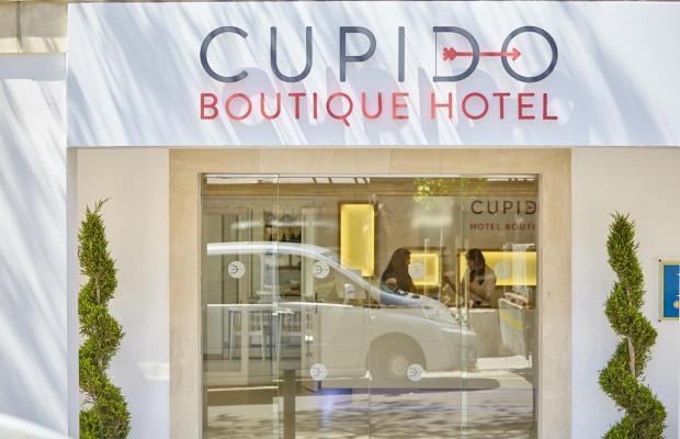 фотографии отеля Cupido Boutique (ex. El Cupido) изображение №15