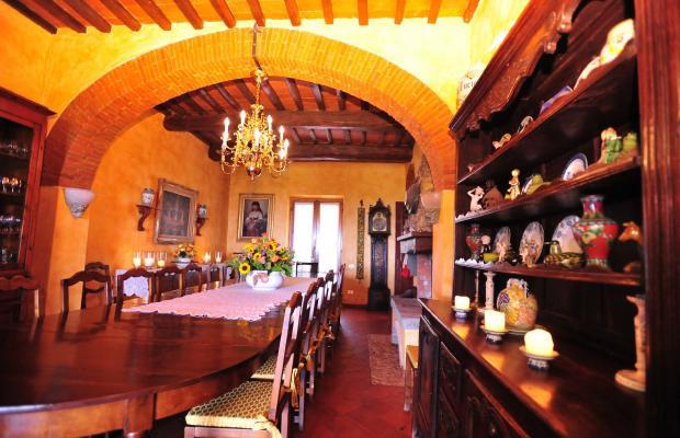 фотографии отеля Lucia Tuscan Villa изображение №3
