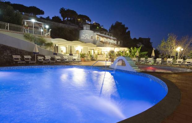 фотографии отеля Delfini Strand Hotel Terme изображение №15
