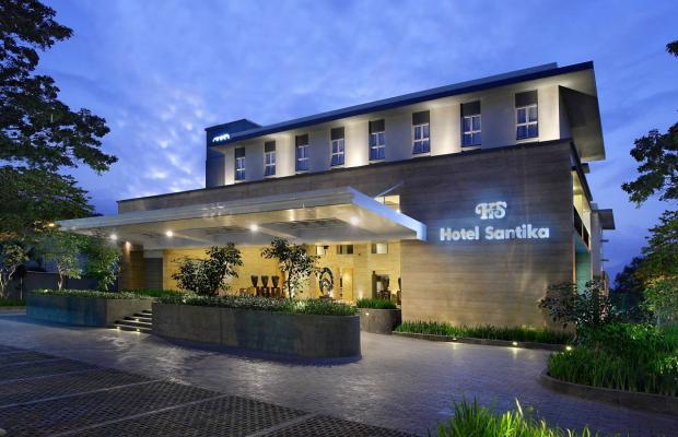 фото Hotel Santika Mataram изображение №18