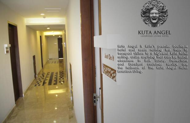 фотографии Kuta Angel Hotel изображение №8