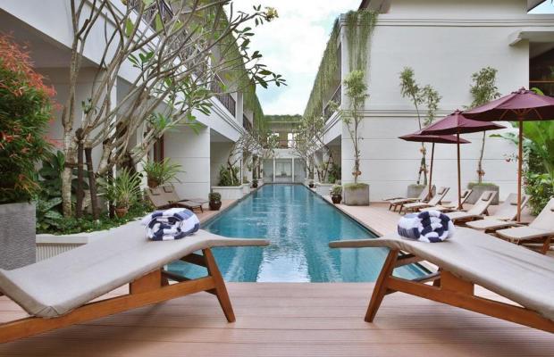 фото отеля Seminyak Lagoon All Suites Hotel изображение №1