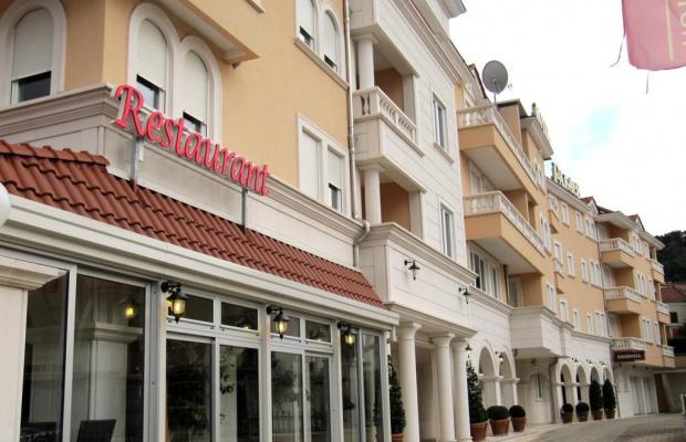 фотографии отеля Hotel Trogir Palace изображение №27