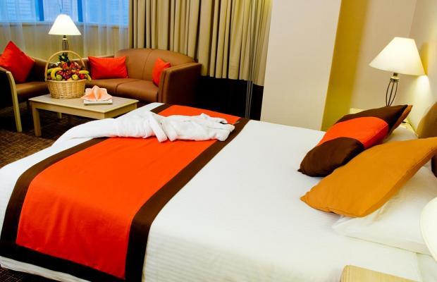 фото Mercure Abu Dhabi Centre Hotel (ex. Novotel Centre Hotel) изображение №18
