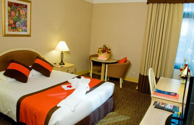 фото Mercure Abu Dhabi Centre Hotel (ex. Novotel Centre Hotel) изображение №2