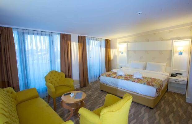 фотографии Istanbul Vizon Hotel (ex. Husa Vizon Hotel) изображение №12