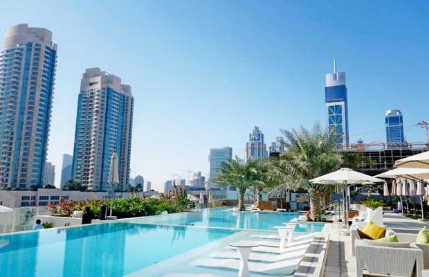 фото отеля Sofitel Dubai Downtown изображение №1