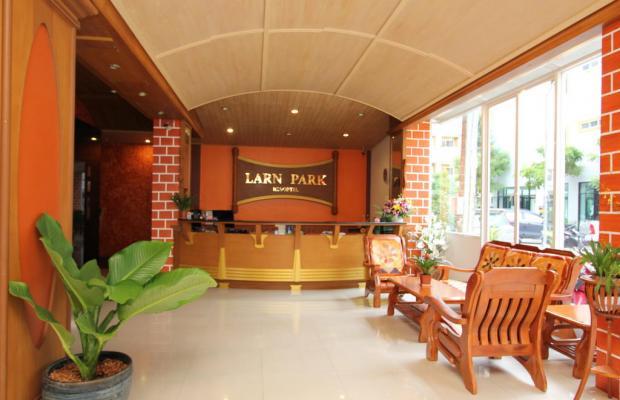 фотографии отеля Larn Park Resortel изображение №7