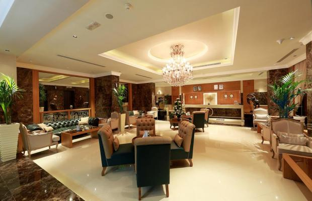 фотографии отеля Al Khaleej Palace изображение №19