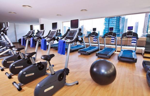 фото Mercure Dubai Barsha Heights Hotel Suites & Apartments (ех. Yassat Gloria Hotel Apartments) изображение №18