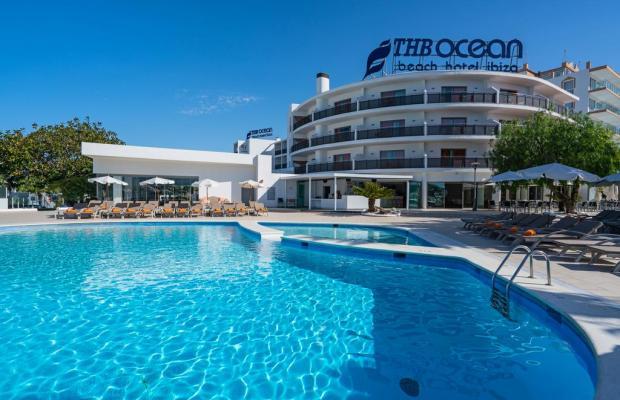 фото отеля THB Ocean Beach (ex. THB Bahia) изображение №1