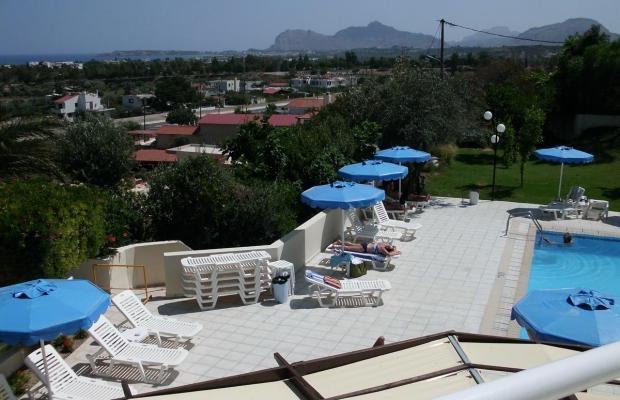 фотографии отеля Iris изображение №19