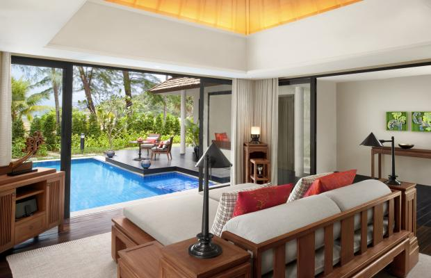 фотографии Anantara Phuket Layan Resort изображение №16