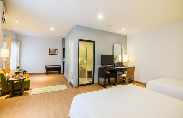 фотографии отеля Hotel de Bangkok изображение №15